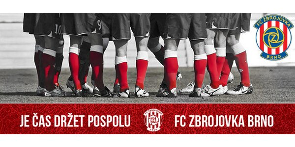 Vstupenka na 6 domácích utkání FC Zbrojovka Brno