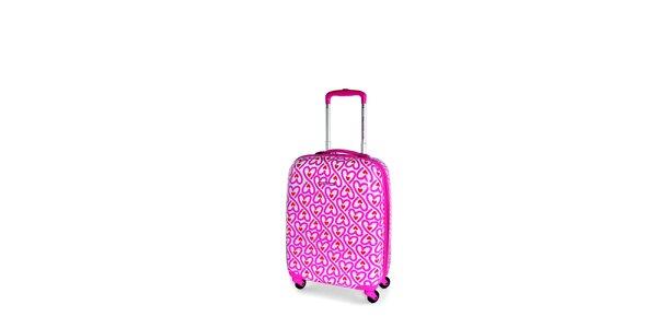 Menší srdíčkový kufr Agatha Ruiz de la Prada