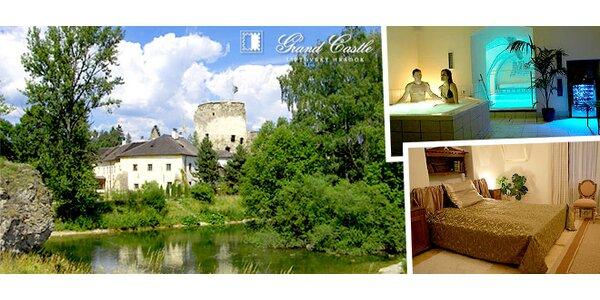 Luxusní romantika pro dva na zámku v Tatrách