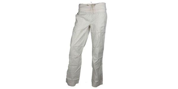 Dámské béžové dlouhé kalhoty Authority