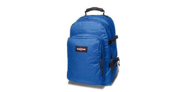 Zářivě modrý městský batoh Eastpak
