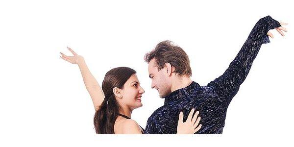 Měsíční taneční kurz Zouku Pardubice
