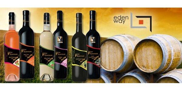 699 Kč za ŠEST lahví libanonského vína!