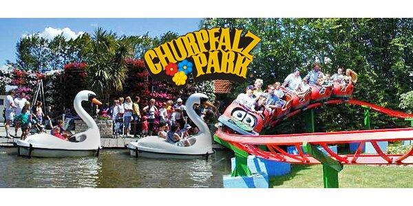 Celodenní výlet do zábavního parku Churpfalz