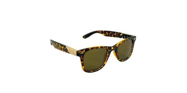 Dámské želvovinové brýle Jeepers Peepers