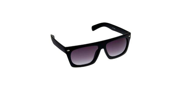 Dámské černé hranaté brýle Jeepers Peepers