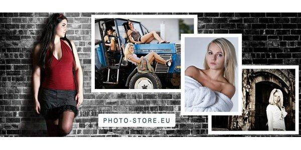 999 Kč za focení a služby profesionálního fotografa včetně vizážistky!
