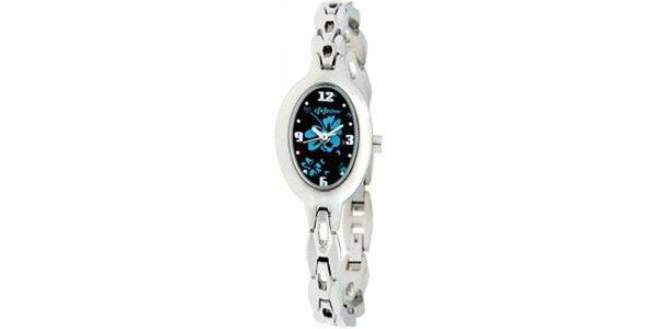 Dámské ocelové hodinky s oválným ciferníkem Oxbow