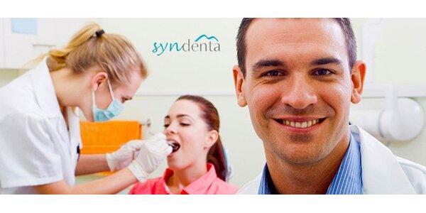499 Kč za komplexní dentální hygienu na nejmoderněji vybavené klinice.