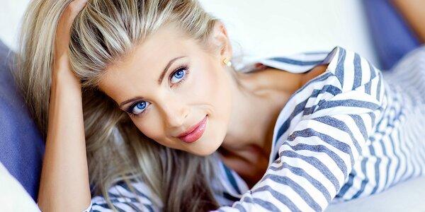 Kompletní hodinové kosmetické ošetření pleti