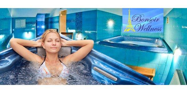 Relax v Bonsoir wellness pro 2 osoby