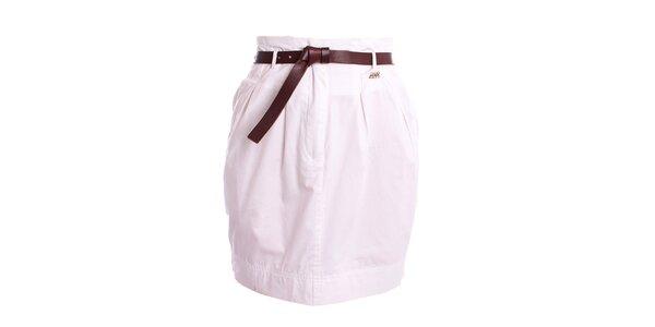 Dámská bílá sukně do pasu Miss Sixty