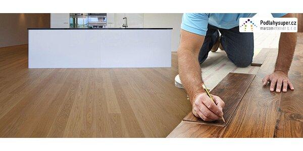 Renovace nebo nákup podlahy. Dřevěné. laminátové i vinylové