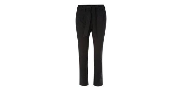 Dámské černé kalhoty Fever