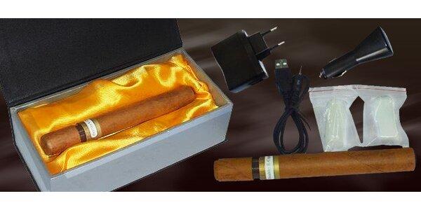 E-doutník. Kouření bez nepříjemného zápachu!
