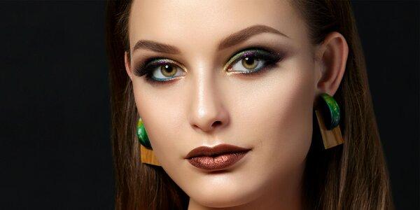 Permanentní make-up: pudrová metoda
