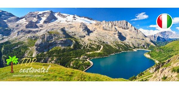 Zájezd do nádherných italských Dolomit