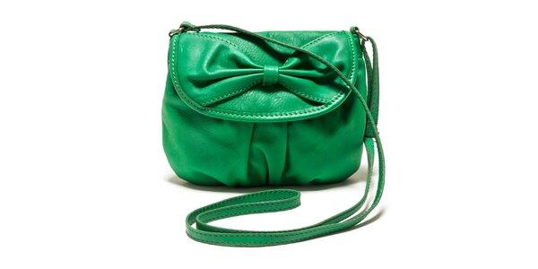 Dámská zelená kabelka Sonia Ricci
