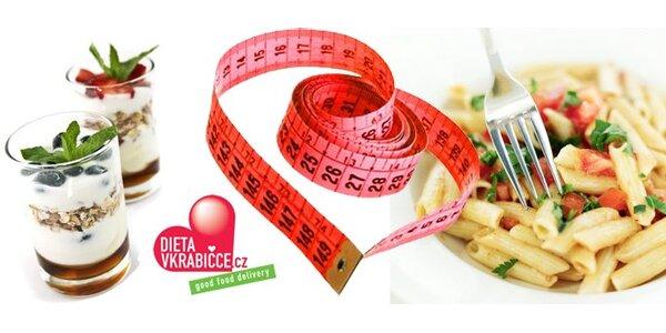 249 Kč za revoluční krabičkovou dietu na zkoušku!