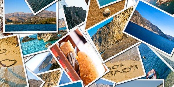 5 velkých fotografií ve formátu A4