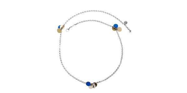 Dámský náhrdelník s penízky Miss Sixty