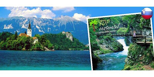 Výlet na Slovinsko, poznejte Maribor a jezero Bled