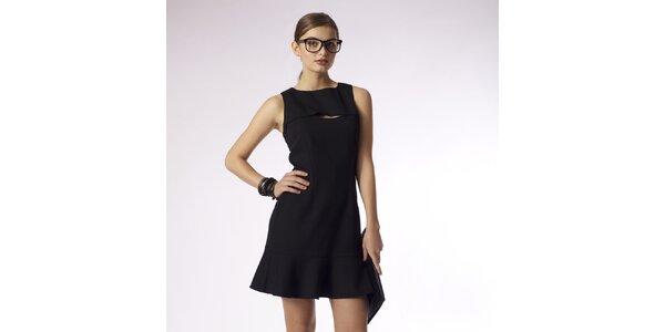 Dámské černé šaty Emploi
