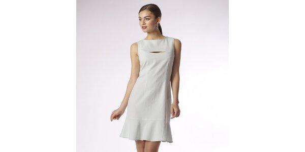 Dámské mentolové šaty Emploi