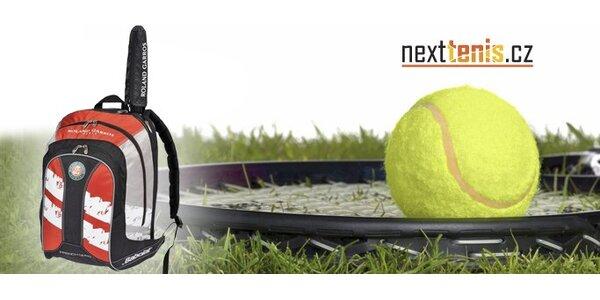 569 Kč za batoh Babolat vyrobený extra pro French Open 2011!