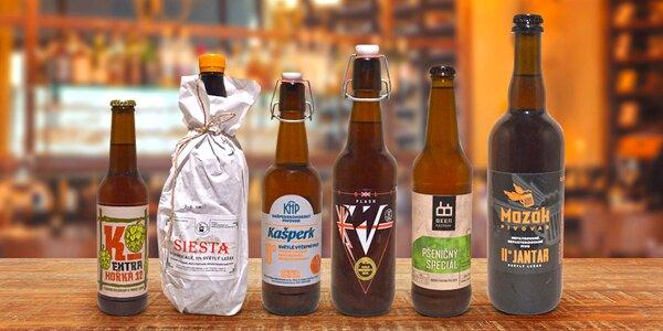 Členství v pivním klubu: až 12 láhví měsíčně