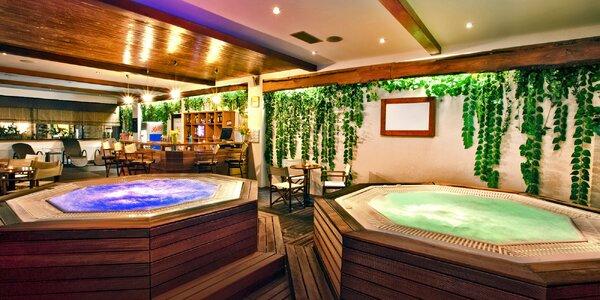 Relaxační wellness pobyt s bazénem i fitness pro 2