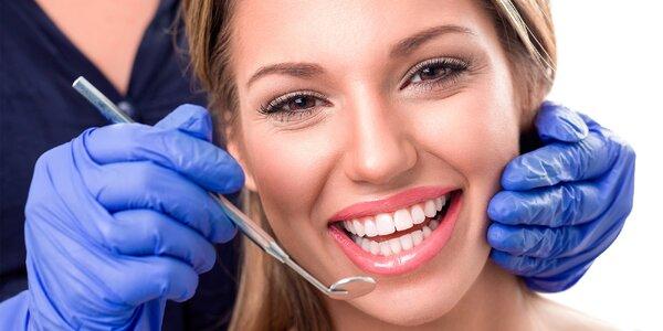 Dentální hygiena s možností Airflow