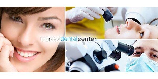 490 Kč za komplexní dentální hygienu včetně fotodokumentace a instruktáže.