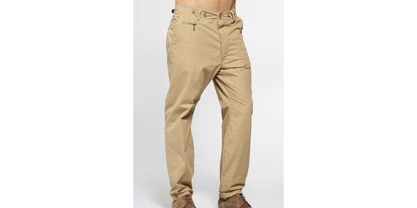 Pánské pískové chino kalhoty Diesel