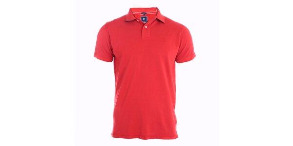 Pánské červené polo tričko Pietro Filipi