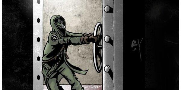 Bunkr: stylová únikovka od Escape Point