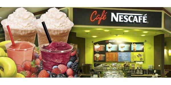 99 Kč za ČTYŘI ledové smoothies nebo milk shakes dle americké receptury!