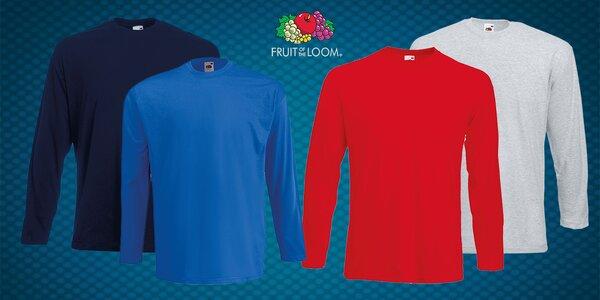Pánská trička Fruit of the Loom