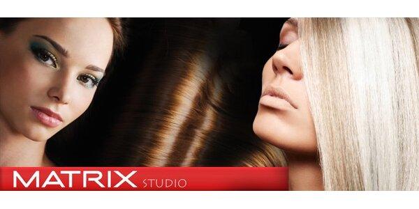 396 Kč za komplet střih, bylinný obřad a laserovou terapii pro vaše vlasy.