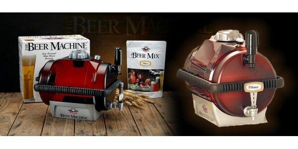 1490 Kč za domácí sestavu Beer Machine na výrobu piva!