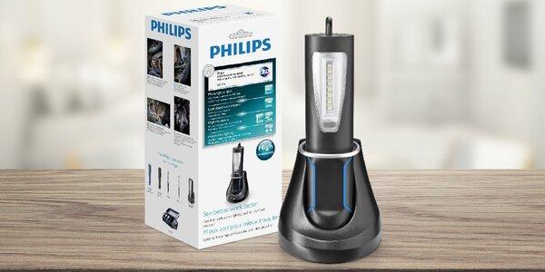 Do dílny i garáže: dobíjecí LED lampa Philips