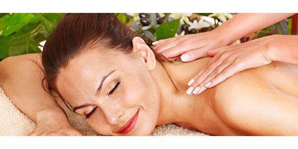 Klasická, reflexní nebo aroma masáž