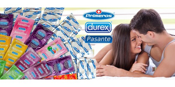 Velká balení kondomů prémiových značek