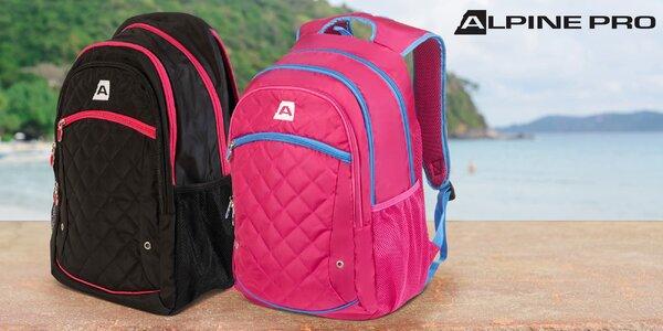 Batohy Alpine Pro s vyztuženými zády