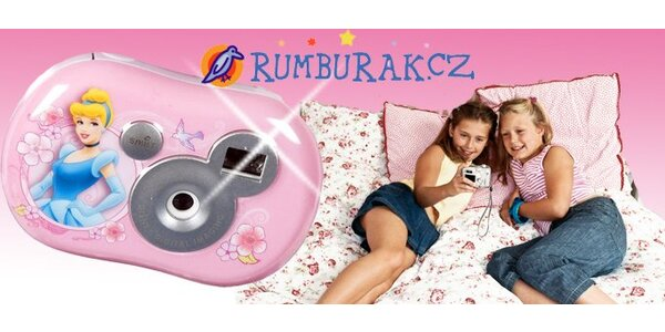 299 Kč za dětský digitální fotoaparát a minialbum