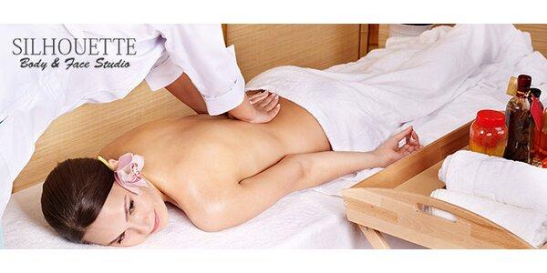 Exotická masáž dle vašeho výběru - 45 nebo 70 minut