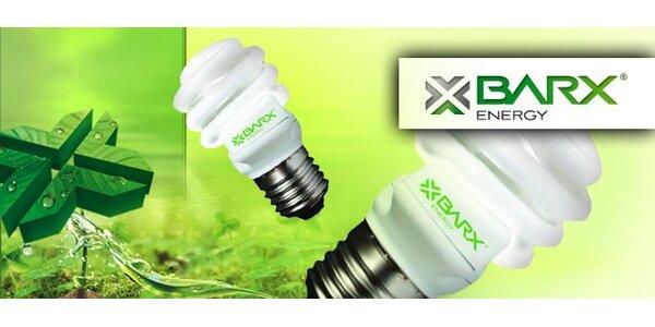 489 Kč za 10 úsporných zářivek Barx do každé domácnosti