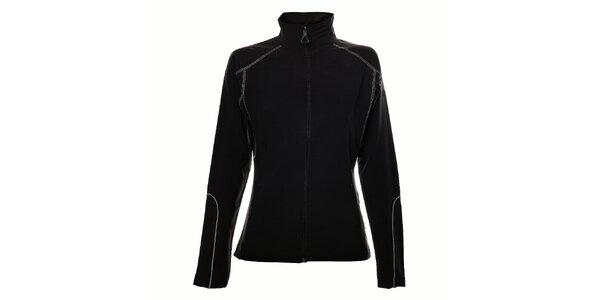 Dámská černá lehká softshellová bunda Northland