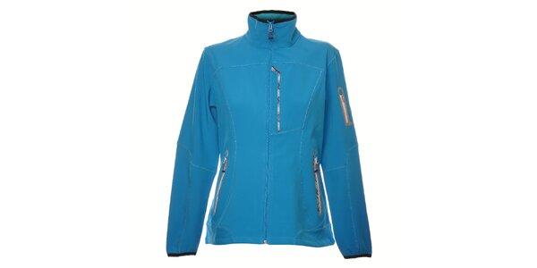 Dámská světle modrá softshellová bunda Northland