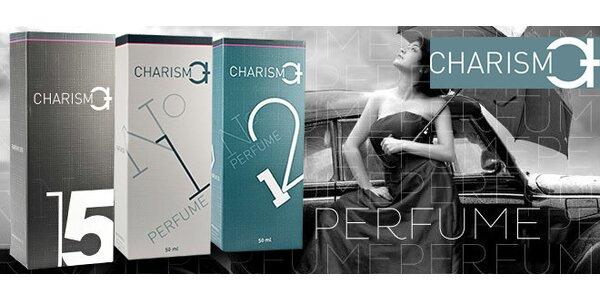 Luxusní pravé parfémy pro ženy i muže